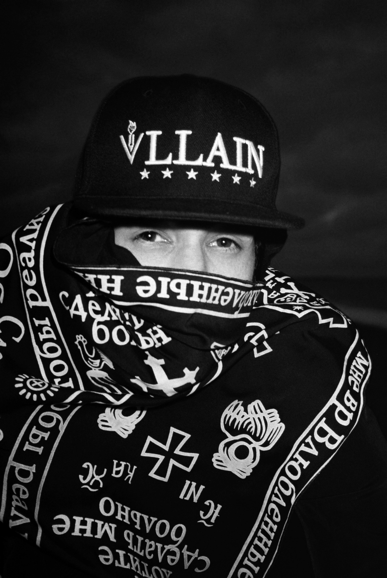VILLAIN SHOT BY IDZONLY