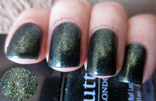 Butter London - Jack the Lad <3