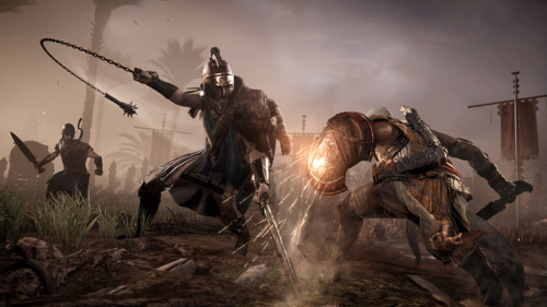 New promotional images of Assassin's Creed: Origins