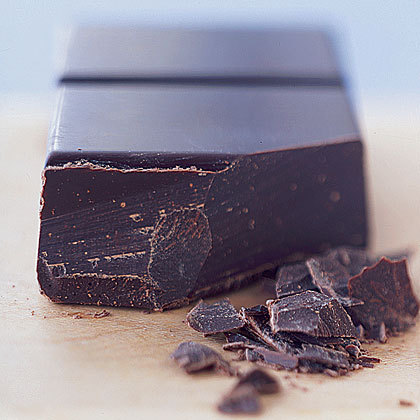 Dark chocolate may actually keep you calm, says a new study from the Swinburne University of Technology. What's the reason for the cocoa calm effect? Polyphenols found naturally in dark chocolate respond to brain receptors associated with anxiety. Do get the most calm from your chocolate, the darker, the better. The higher content of cocoa in the bar, the more polyphenols it contains. Keep calm and eat chocolate.
