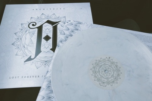 architects lost forever lost together vinyl myface