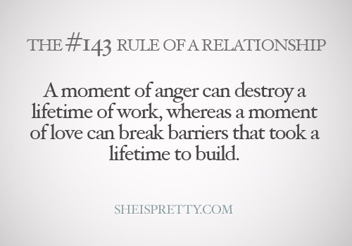 LOVE is more powerful than anger!!