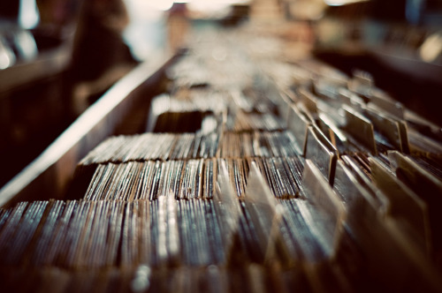 brutalgeneration:  records (by Beca C.)