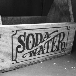 type-lover:  Soda water  I LOVE CLUB SODA.