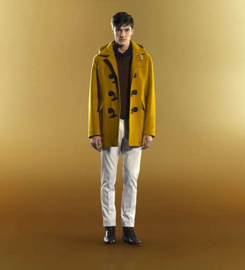 mensfashionworld:  Gucci Fall/Winter 2012 Lookbook