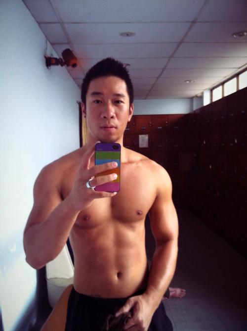 shokochocochanel:  Tran Hung is just the sexiest Asian man alive!!! *o* What do you guys think? ^^