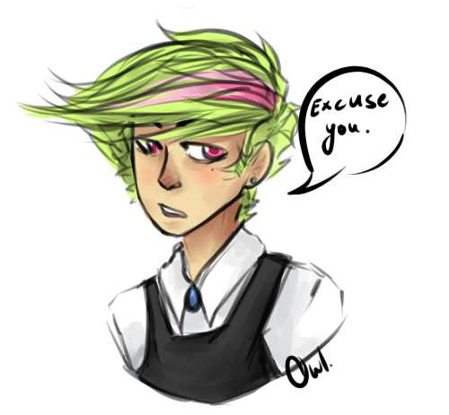 owlscrib:  HUMAN PIERRO  Oh god yes