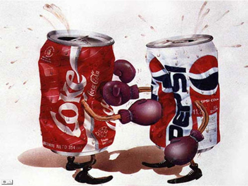 The Pepsi v. Coke battle continues. Check out the Brand Channel article on their Super Bowl ads.  Beyonce or Taylor Swift? CHOOSE YOUR SIDE!