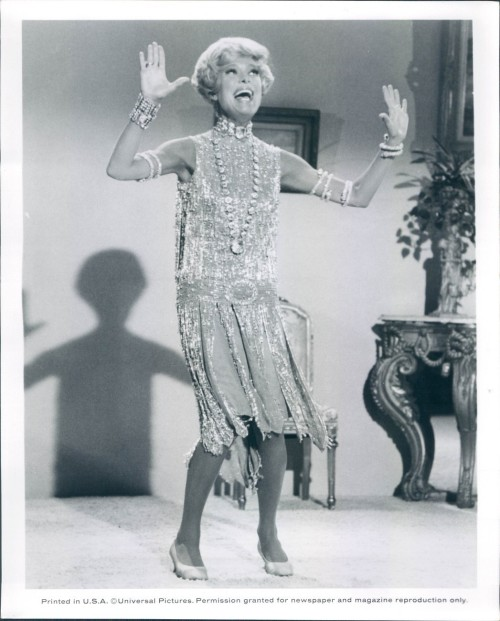 squarecutorpearshape:  Carol Channing in Thoroughly Modern Millie