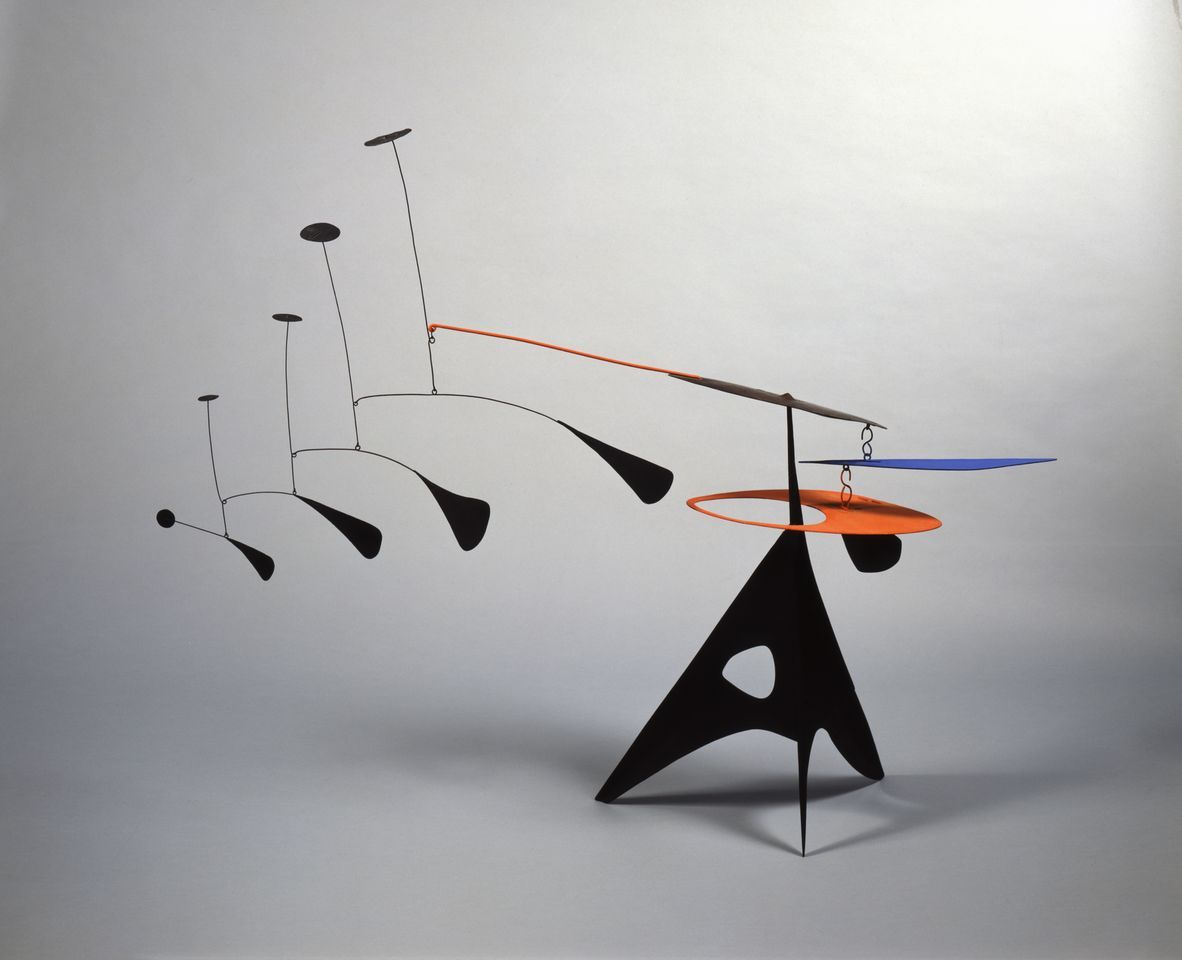 Pace London is pleased to present Calder After the War, a comprehensive exhibition of nearly fifty works of art from the years of 1945 to 1949, widely considered to be the most important period in the artist's career. The exhibition will be open to the public at 6 Burlington Gardens tomorrow, Friday, April 19th.   © 2013, Calder Foundation, New York / DACS, London