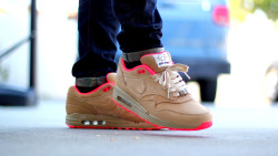 sweetsoles:  Nike Air Max 1 'Home Turf' Milano (by janjan_got_kicks)