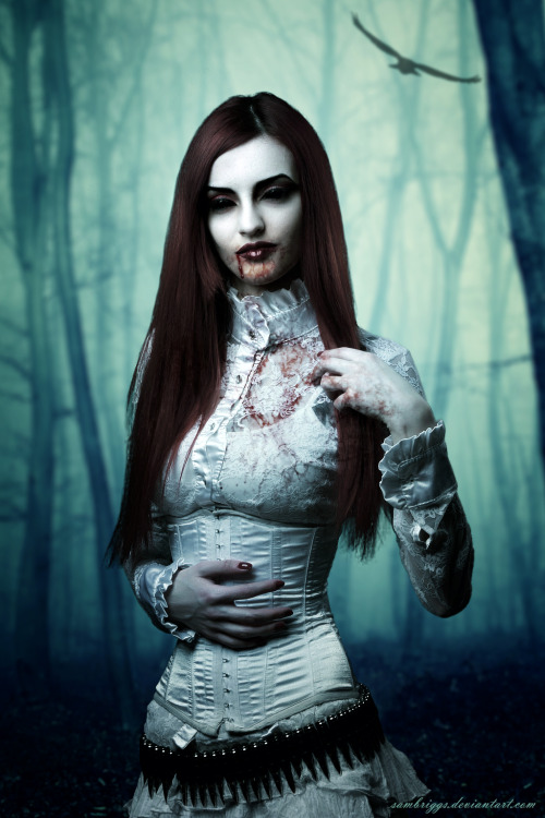 Vampire IX by *SamBriggs