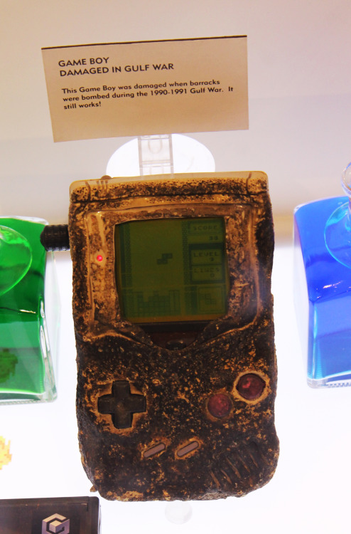 gameboys are fucking indestructible
