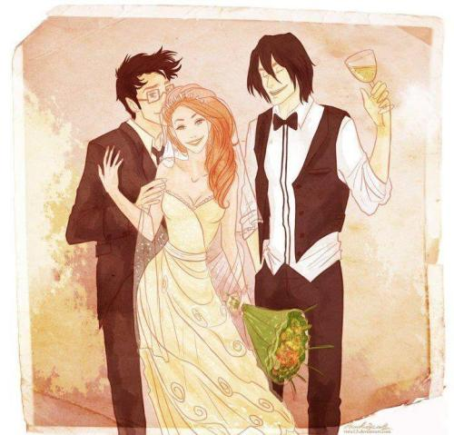 bloodybowtruckles:  awwwww, i actually pictured it like this. <3 ~Cinnamon
