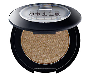 Stila Eye Shadow in Golightly - shimmering metallic bronze is one of my absolute favorite eyeshadows!