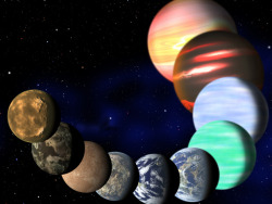 "nationalpost:  A least 17 billion Earth-like planets across the Milky Way: studyAstronomers hunting for Earth-like planets now have many places to look. A new estimate released Monday suggested the Milky Way galaxy is home to at least 17 billion planets similar in size to our planet.It doesn't mean all are potentially habitable, but the sheer number of Earth-size planets is a welcome starting point in the search for worlds like our own.""Earths and super-Earths aren't picky. We're finding them in all kinds of neighbourhoods,"" co-author Guillermo Torres of the Harvard-Smithsonian Center for Astrophysics said in a statement. The CfA was one of two teams working on the project. (C. Pulliam & D. Aguilar (CfA))"