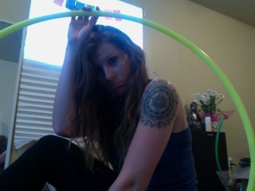 i feel like i'm in such a hoop rut lately. I can't seem to find my flow anymore & i get super frusterated with myself when i get sloppy or drop it which i never used to do. I miss the passion & the healing feelings I felt when i danced. I'm not sure what's wrong :( any advise from my fellow hoopers?? love & light xx