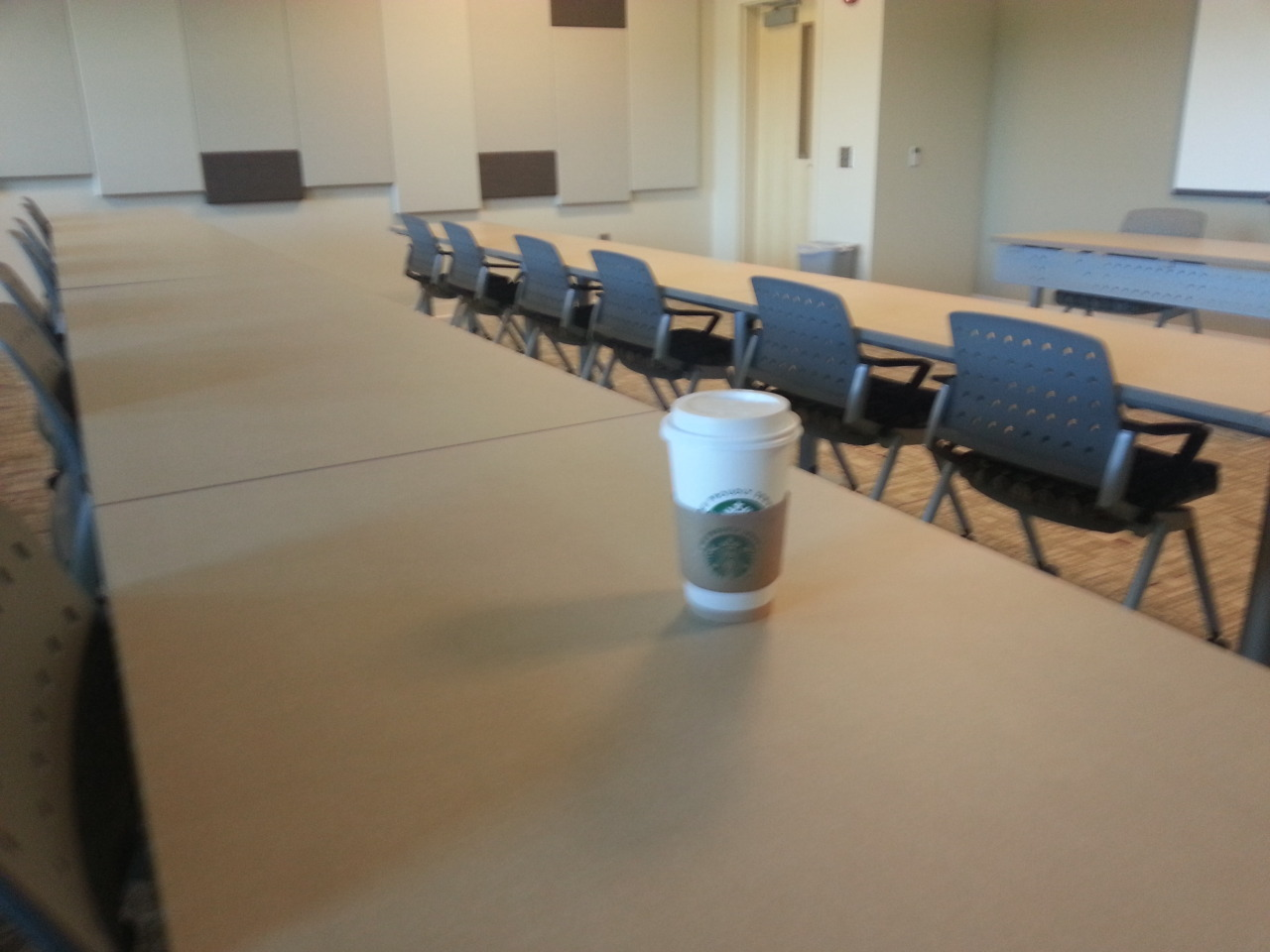 jonathanegbert:  i'm in class 15 minutes early with starbucks. i may have done this wrong.