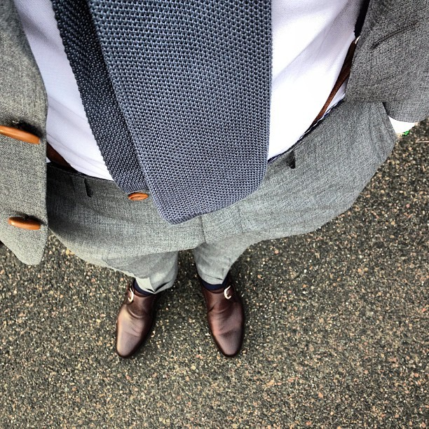 sartorial-living:  #WIWT Via » instagram « » Blogspot «