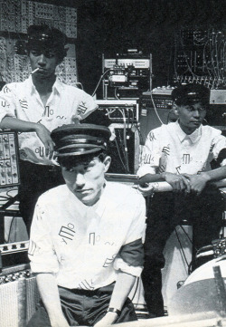 sexymenofthesynthesizer:  Yellow Magic Orchestra