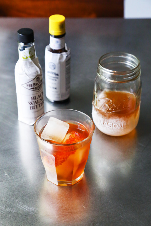 bobbycaputo:   Brown Butter Old Fashioned