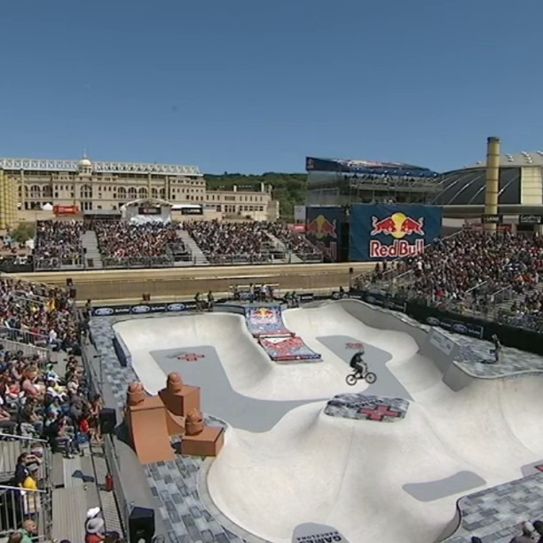 @xgames Park live now on watch ESPN online. Go @garybyoung and @scottycranmer !!!!