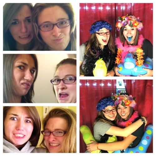 adorablelesbiancouples:  This is me (Jess with the glasses) and my girlfriend, Liz. She is absolutely the best! She is so sweet, smart and lovable. She makes me laugh everyday and supports me in everything that I do. I am so thankful to have her in my life! Here's to many more months, baby. You rock my socks off.