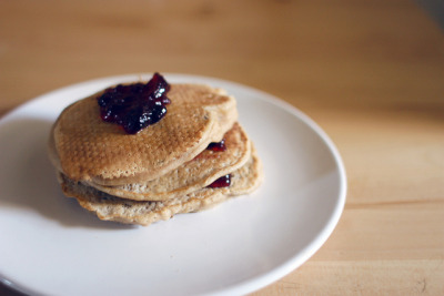 twentyten // 123 // pancakes for dinner by dothezonk on Flickr.