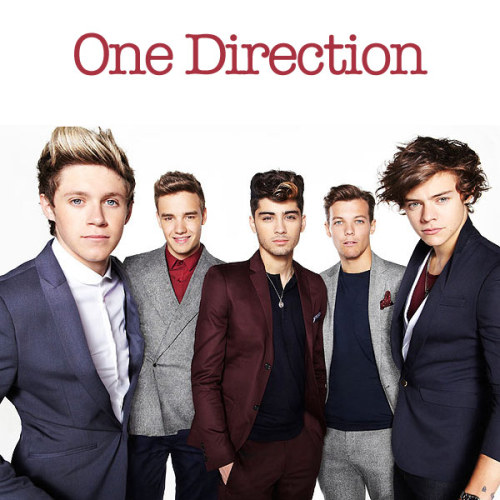 My 2012 Most Listened-To Artists. Last.fm #08 - One Direction - 294 playsTop Songs:1. What Makes You Beautiful -  83 plays2. Tell Me A Lie - 65 plays3. I Wish - 26 plays