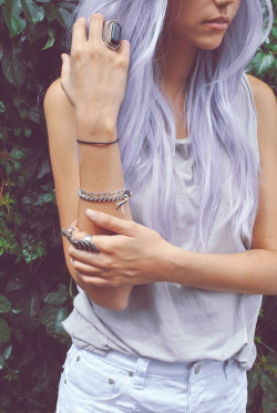 xxkittychaosxx:  Love her hair. <3