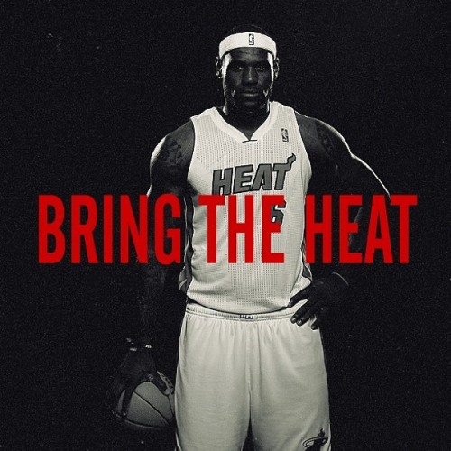 #Sweep #Broom #BucksWentFishing #HeatNation 🔥 #WhosNext