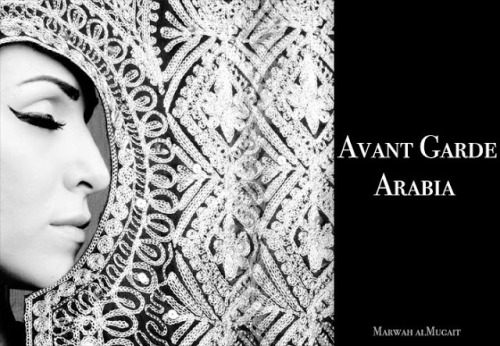 starryeyedmariam:  Avant Garde Arabia by Marwah Al Mugait ​​Marwah Al Mugait​ from Riyadh Saudi Arabia, completed her BA degree in Business Administration from King Saud University in 2004. During her studies, Marwah discovered her passion in photography and intended to develop it into a professional career, where she established her own studio in 2005 and worked as a freelancer portrait and fashion photographer. In 2012, Marwah accomplished her MA degree in Photojournalism at the University of Westminster in London and won the Metro Imaging one year mentorship for her project The Mood Diary where she addressed the topic of mental health in Saudi Arabia.​