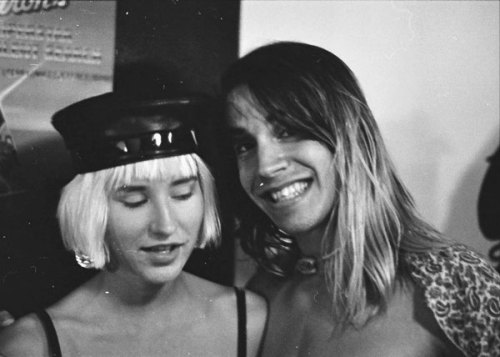 Just Released: Anthony Kiedis and Tori La Vinger in L.A. by Photographer Jean-Marc Lederman
