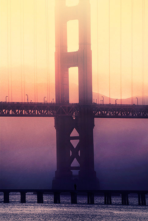 vurtual:  Golden Gate (by J A M U S)