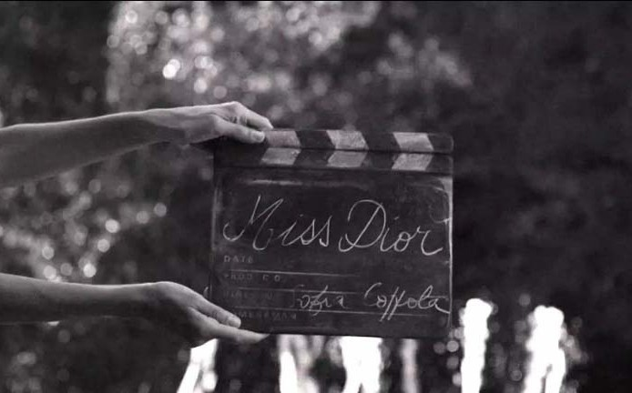 La vie en rose by Sofia Coppola for Miss Dior