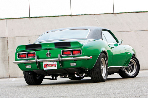 1968 Chevrolet Camaro Z/28/RS