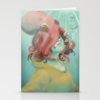Buon giorno, everyone! After a month of letting it sit idle, my Society6 shop is open for business! You can buy shirts, phone cases, pillows, tote bags and other items with some of my favorite prints on them. I'm still working on the shop as we speak, so do let me know if there are any works of mine you would like to see available!