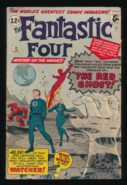 Fantastic Four #13(Apr. 1963)