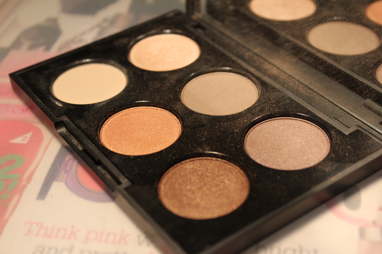 makeupbylisa:  Smashbox soft box palette