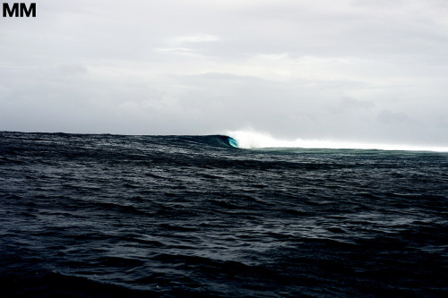 morganmaassen:  The most perfect wave i ever did see, rolling through nothing but open ocean…