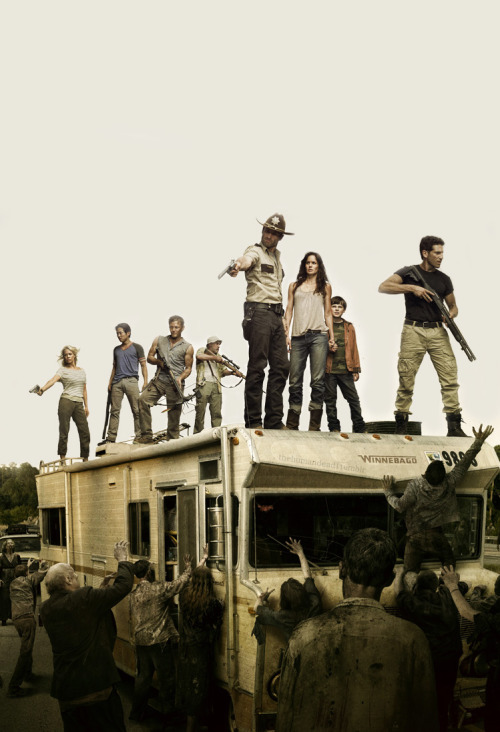 thehumandead:  The Walking Dead Season One Cast