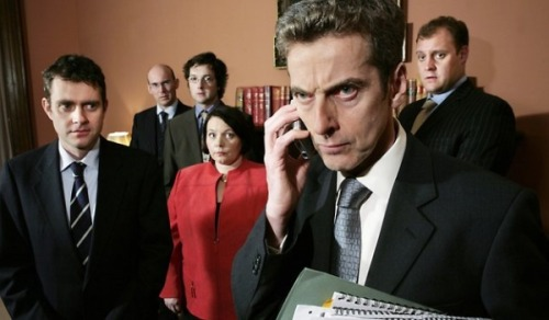 The Thick of It | Show won't return anytime soon, says Peter Capaldi