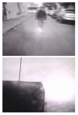 John Lindsay San Francisco 2013 Super 8 video stills from upcoming project.