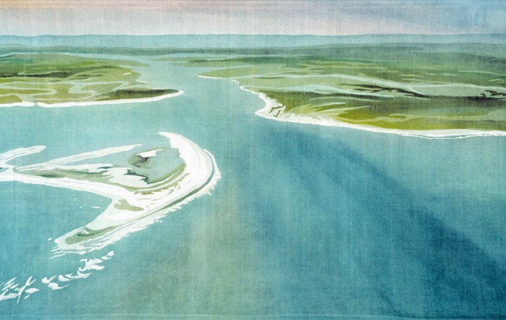 Bird Key, SC, by Mary Edna Fraser