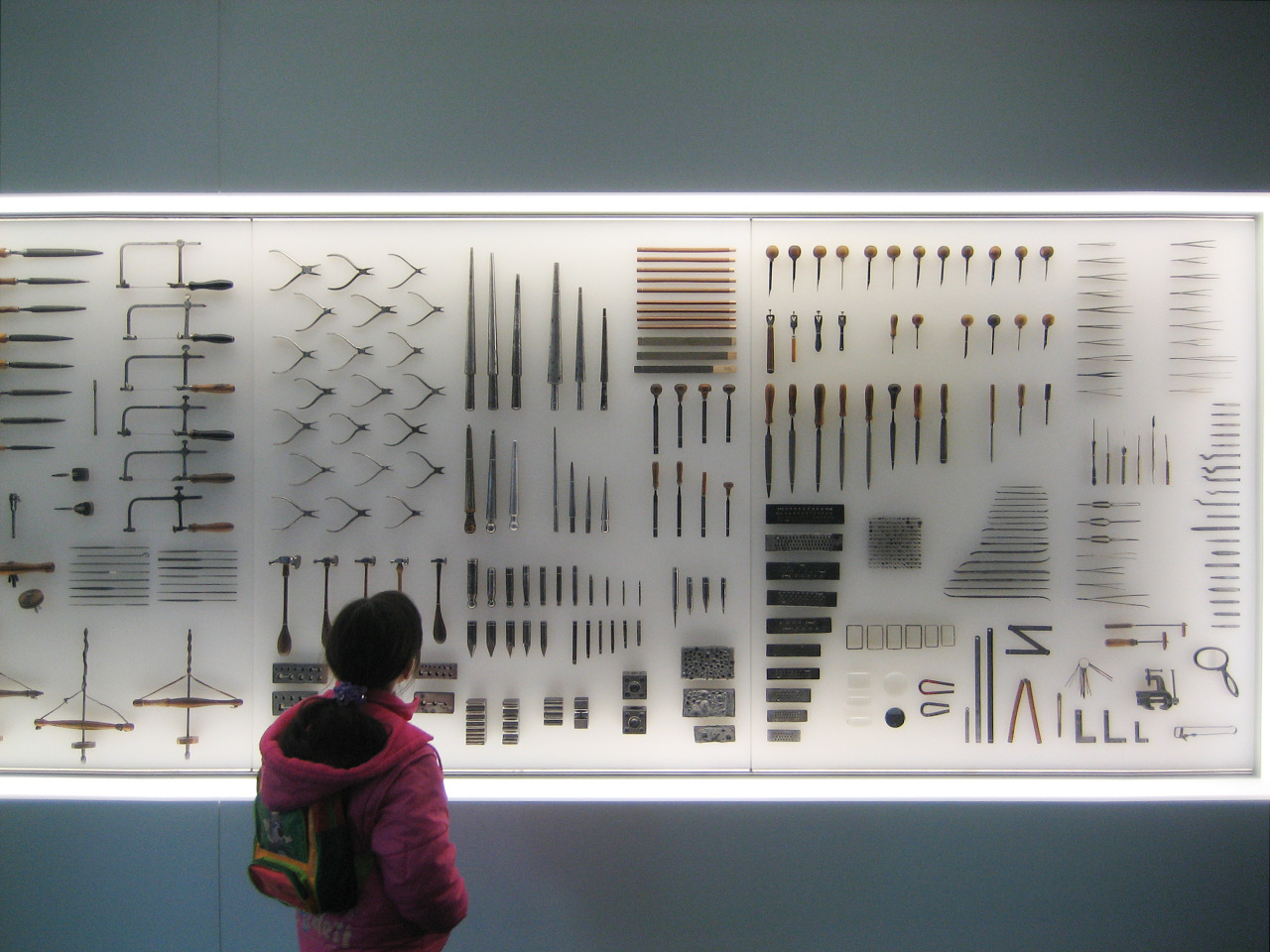 Goldsmiths tools, Pforzheim Jewellery Museum