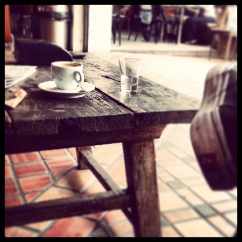 #coffee #lunch #everyay (em Café Tabaco)