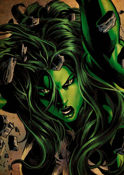 The Sensational She Hulk By Mike Deodato