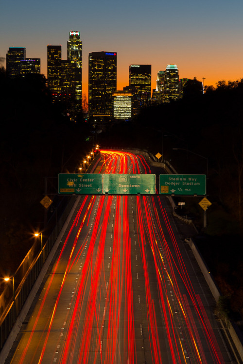 wasbella102:  #33 by wqael on Flickr. hiromitsu:  Always reblog Los Angeles.