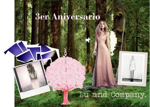 Tercer Aniversario by luandco on Polyvore