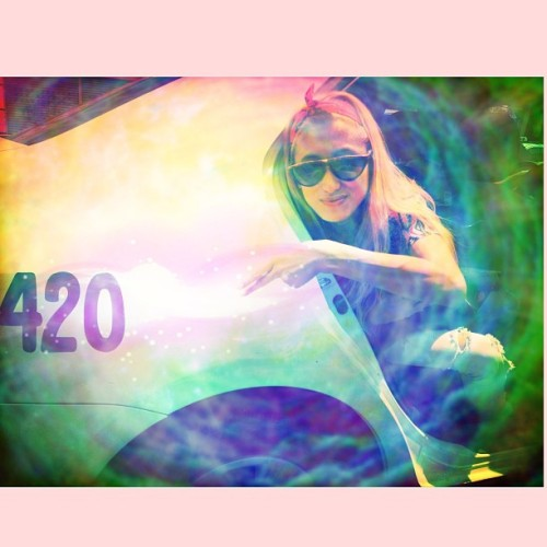 #420 #freedom #happy_lil_lady